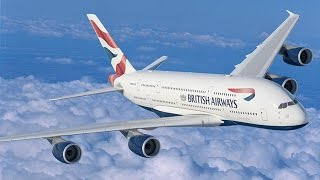 british airways first class a380   london to hong kong