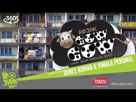 Rojak Cow Cow - A 360° Maxis 4G Film by Veedu Production