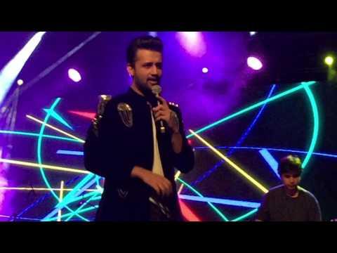 Atif Aslam Live in Concert in Amsterdam May 2017 'Main Rang Sharbaton Ka vs Duma Dum Mast'