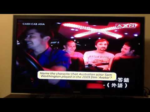 Cash Cab Singapore 2011