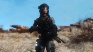 Modern Firearms Tactical Update - Fallout 4 Mods (PC/Xbox One)