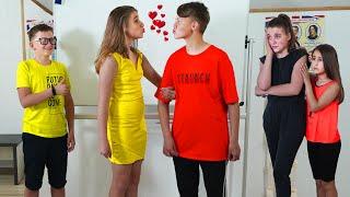 ¿Max tiene una cita con una top model? ¡Eva y Violetta le enseñaron una lección!