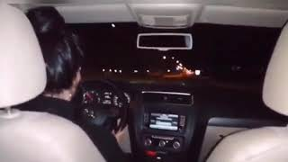 Kız Araba Story Snapbi vol - 2 Ebru Gündeş Gece İnstagram Hikayesi Atmalik Kızla