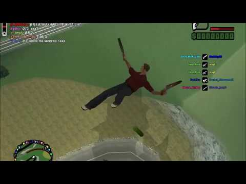 Grand Theft Auto San Andreas Multiplayer (SA-MP) Wasted