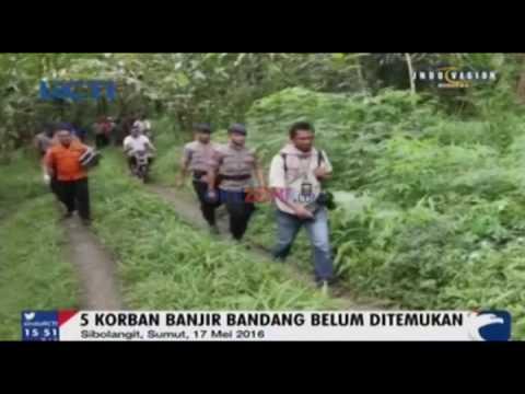 5 Korban Banjir Bandang Belum Ditemukan