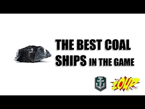 WOWS Best Coal Ship