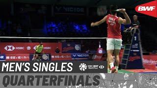 DANISA Denmark Open 2020   Day 4: Kidambi Srikanth (IND) [5] vs Chou Tien Chen (TPE) [2]