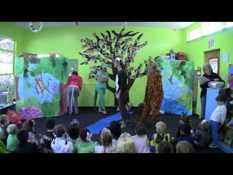 Teachers' Play - The Selfish Crocodile