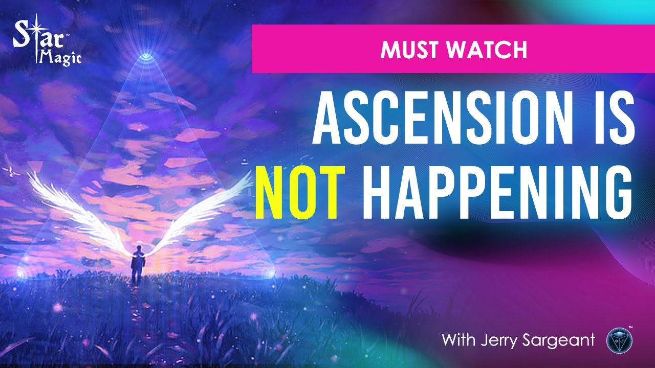 The BIGGEST Lie Your Spiritual Teacher EVER Told YOU | Jerry Sargeant