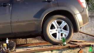 Замена масла Suzuki Grand Vitara(В этом видео мы покажем как поменять масло в механической коробке передач (МКПП), заднем и переднем дифферен..., 2013-05-28T14:14:25.000Z)