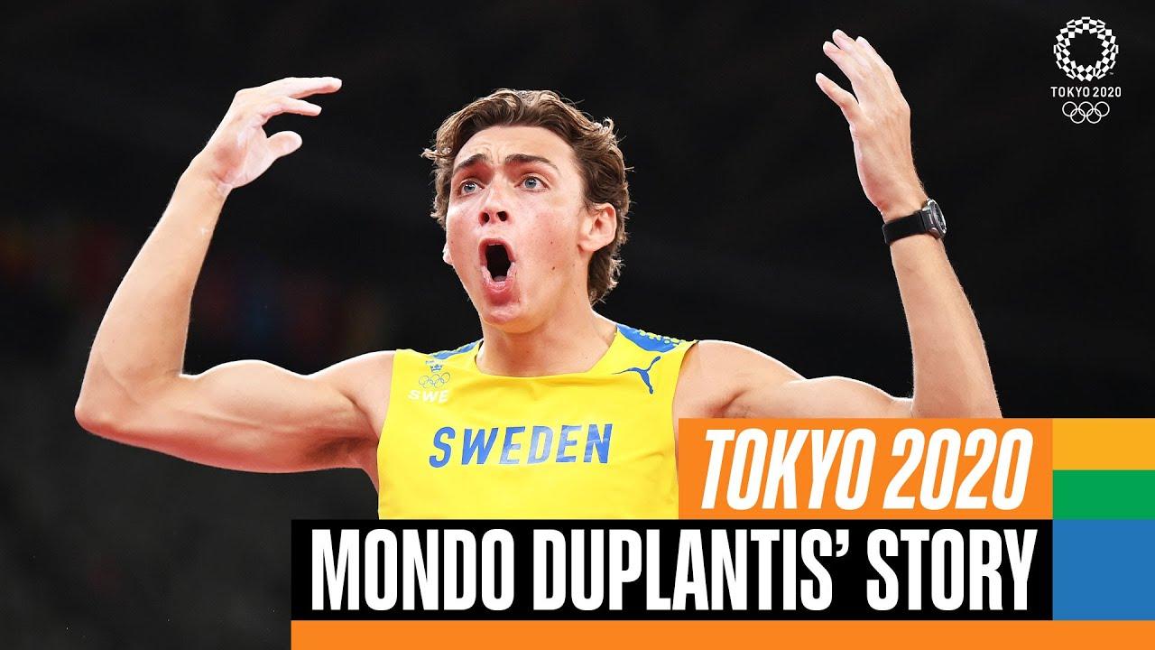 Download How Mondo Duplantis chose Sweden 🇸🇪 over USA 🇺🇸