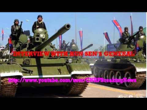 interview with hun sen's general PART1