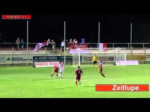 FC Memmingen - SC Pfullendorf Regionalliga Süd 2011/2012 11. Spieltag