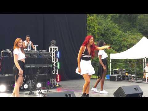 Natalie La Rose Somebody Live SFNE 8/30/15