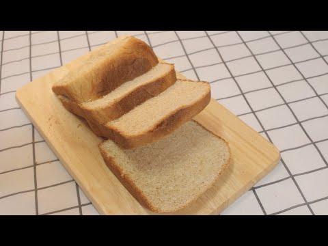 통밀식빵 (손반죽)   Wheat Bread