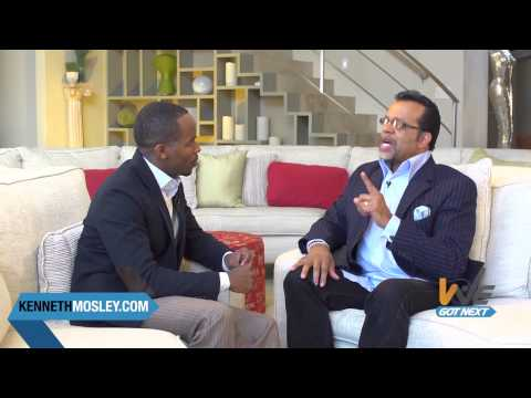 Bishop Carlton Pearson, Part 2: Kenneth Mosleys We Got Next  Marriage & Mentors