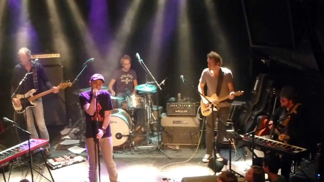 a balladeer, live in 013, tilburg, 25 november 2012, where are you