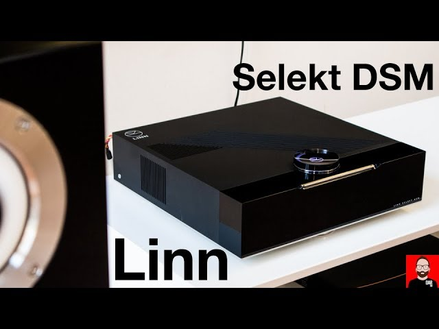 An introduction to Linn's Selekt DSM @ Boxen Gross, Berlin #1