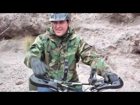 Doomsday Preppers Field Tests the ROKON Motorcycle