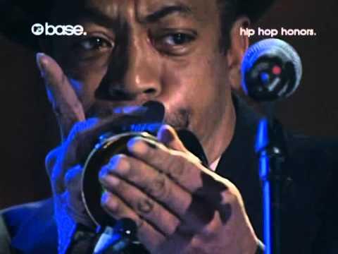 Nas Feat Olu Dara - Bridgin The Gap (Live Hip Hop Honors 2004)