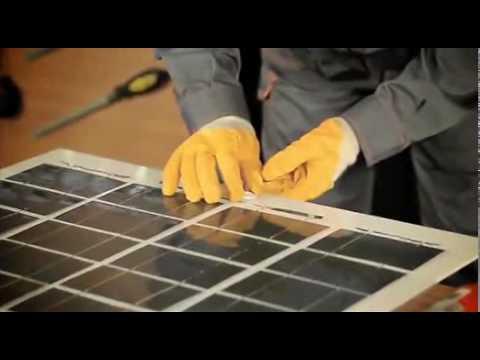 Make your own Solar Energy Panels