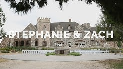 Stephanie & Zach | Wedding Video | Highlands Ranch Mansion | Highlands Ranch, CO