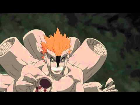 Sasuke vs The five kages AMV - Born Like This - Three days Grace