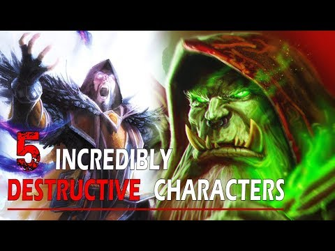 5 Characters That Have Caused Immense Harm in World of Warcraft