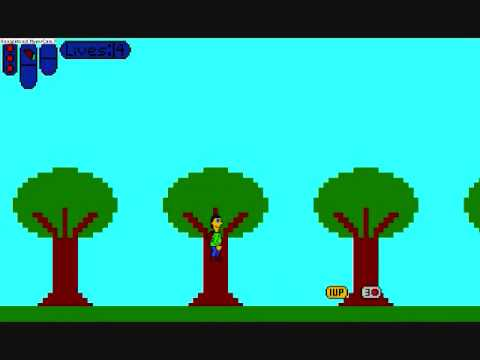 Game made  me in Liberty Basic, Graphics and all Coded from scratch