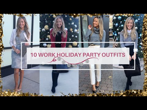 Christina Martinez - What you should or should not wear to a Christmas party!