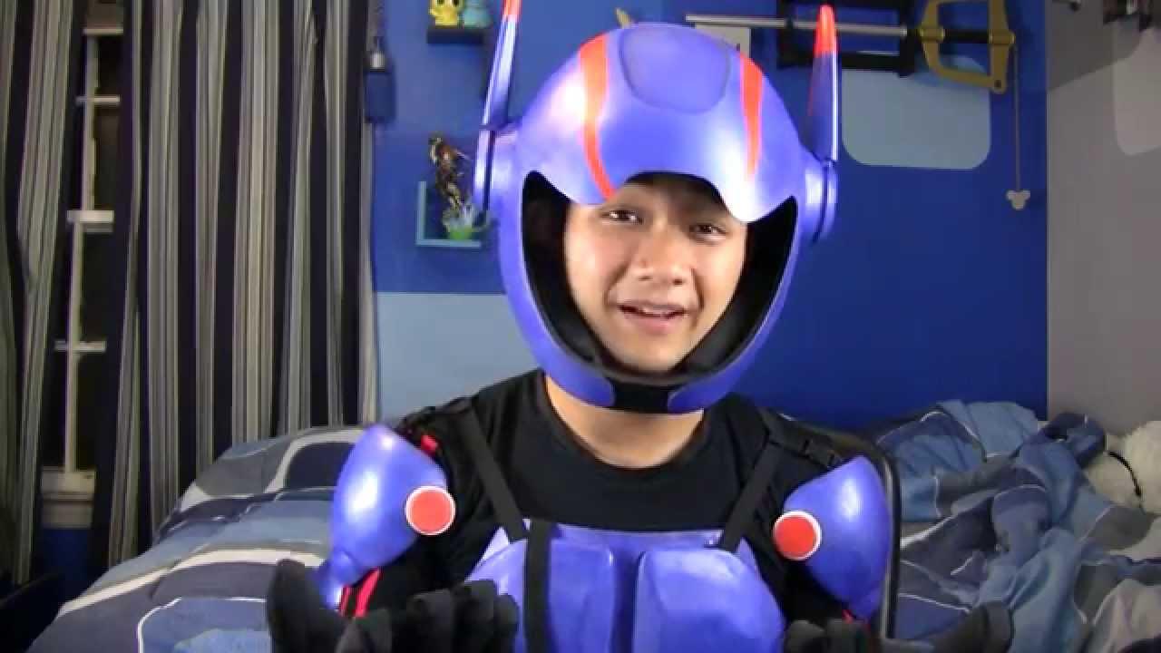 Big Hero 6 Hiro Hamada Costume  3D Printing - YouTube 12f57e21fc