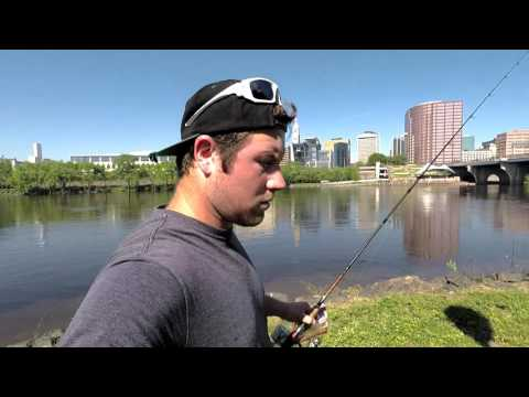 Texas Rig Fishing The Connecticut River