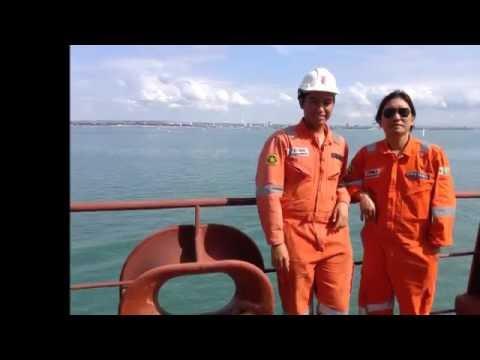 Deck Cadet's Life Onboard A Tanker Vessel