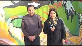 Patricia Gualinga - Pueblo Kichwa de Sarayaku