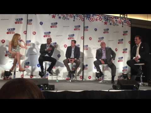 Politicon 2016: Eugene Robinson Describes Donald Trump