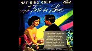 Nat King Cole & Nelson Riddle - You Stepped Out Of A Dream (Capitol Records 1952)