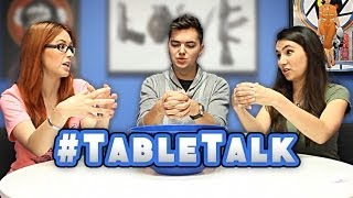 Table Talk: Polygamy, Time Travel, & How To Survive Zombies!!