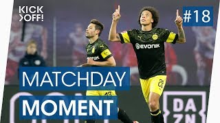 AXEL WITSEL'S ROCKET SHOT WINS IT FOR DORTMUND 🚀 | Bundesliga Highlights Video
