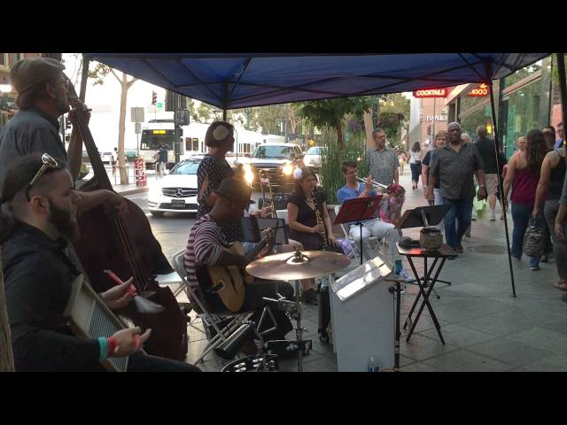 Bei Mir Bist Du Schoen - San Jose Jazz Summer Fest 2016