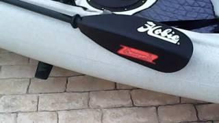 1 kayak hobie mirage 2 place a moteur 55 lbs
