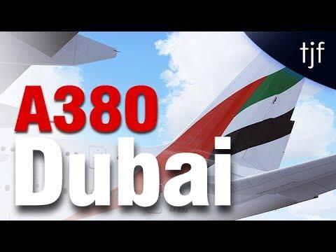 FSX - Dubai Emirates A380 Mega-Feature