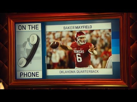 Baker Mayfield Talks NFL Draft Prep, Karate Kid & More w/Rich Eisen | Full Interview | 3/16/18