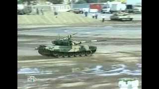 Военное дело. НТВ - Т-90 и Abrams