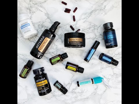 New doTERRA Products 2019 by Eliza Bacot of The Organic South