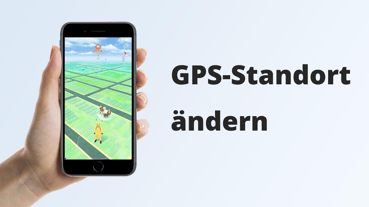 Gps pokemon handy go faken [2021] GPS