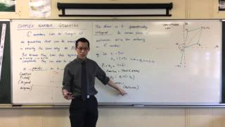 Complex Numbers as Points (2 of 4: Geometric Meaning of Subtraction)