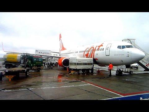 GOL Boeing 737-800 SP Congonhas - Brasilia & IATA Aviation Day Brazil