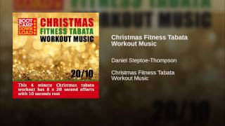 Christmas Fitness Tabata Workout Music