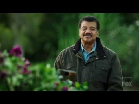 Cosmos - The Fragrance of Lilacs by Neil DeGrasse Tyson