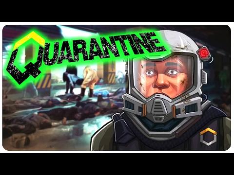 Pandemic Outbreak Around The World! - Quarantine Gameplay (Quarantine Game 2017)
